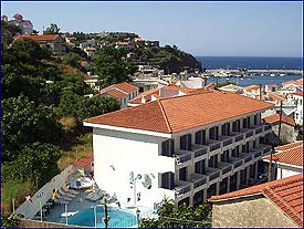 Hotel Atheras  HOTELS IN  Evdilos